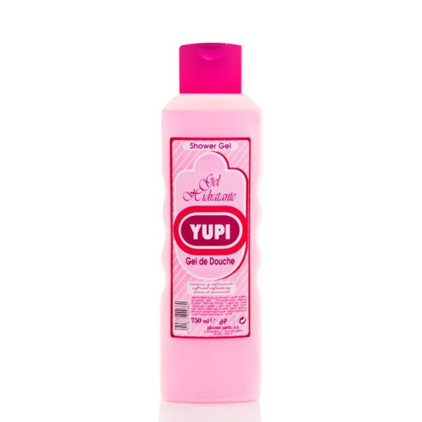 Yupi gel rosa 750ml.
